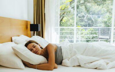 The Benefits of Sleeping Well